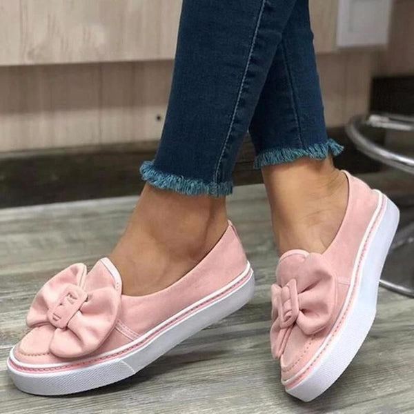 2020 new women's plus-sized flat shoes