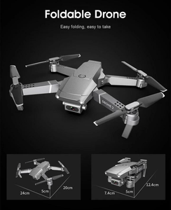 Free Shipping Best Foldable Drone With 720p HD Camera