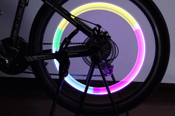 Motion Activated LED Glow (Set of 4 COLORS)