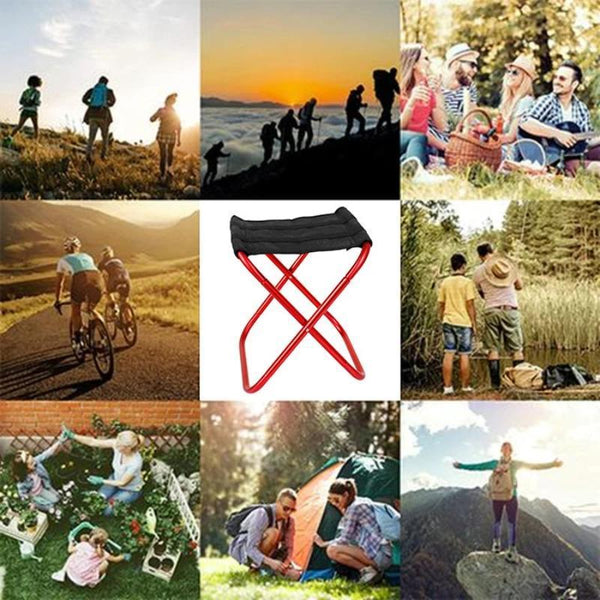 Outdoor Activities Ultra-Light Folding Chair🔥
