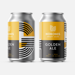 Golden Ale – 4 Pack