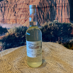 Calamity Jane Ginger Vodka – 750ml Bottle