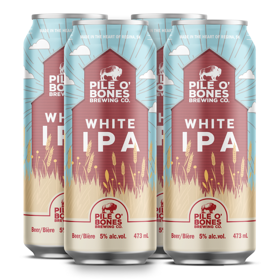 White IPA – 4 Pack