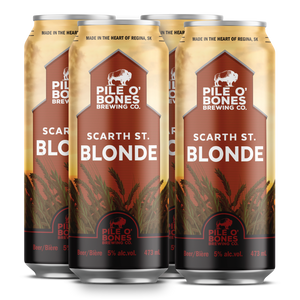 Scarth St. Blonde – 4 Pack
