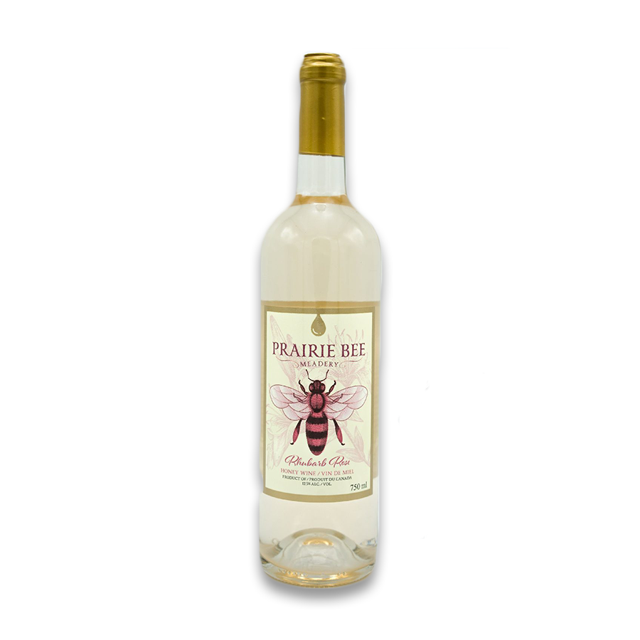 Rhubarb Rose – 750ml Bottle