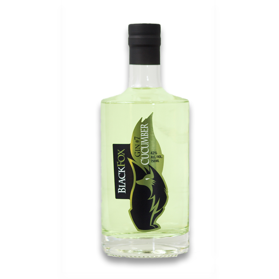 #7 Cucumber Gin – 750ml Bottle