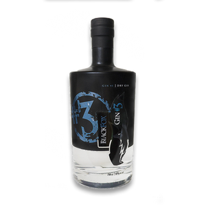 #3 Traditional Dry Gin – 750ml Bottle