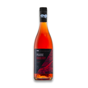 Prairie Rhuberry Semi Sweet Wine – 750ml Bottle