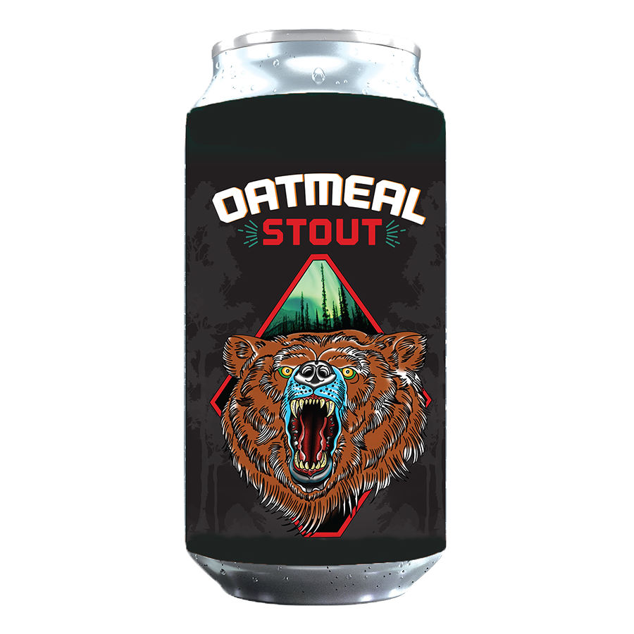 Oatmeal Stout – 4 Pack