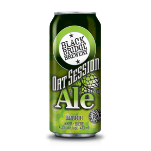 Oat Session Ale – 4 Pack