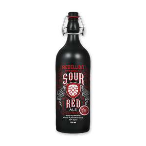 Sour Red Ale – Bottle