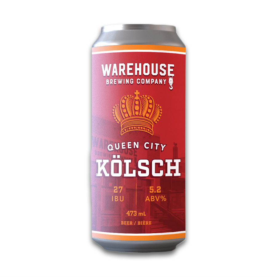Queen City Kolsch – 4 Pack
