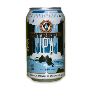 Intrepid IPA – 355ml 6 Pack