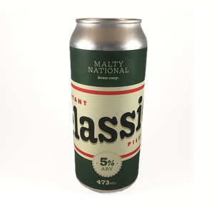 Instant Classic Pilsner – 4 Pack