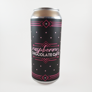 Raspberry Chocolate Cake Stout-473ml Can