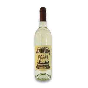Traditional Mead – 750ml Bottle