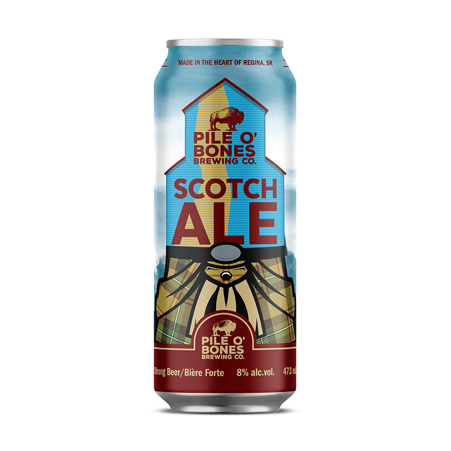 Scotch Ale – 4 Pack
