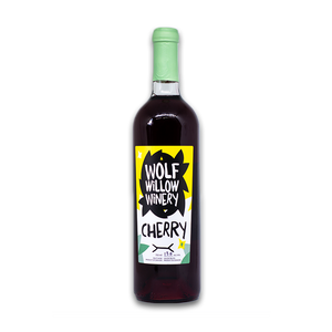 Wolf Willow Winery Cherry – 750ml Bottle