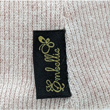 Lightweight cashmere-effect knit beanie