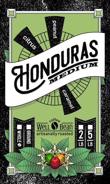 Honduras - Medium Roast