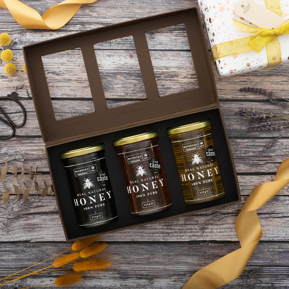 The Gourmet Great Taste Honey Collection - Maters & Co