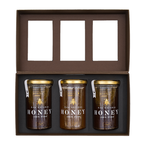 The Herbal Honey Collection (3x 325g Jars) - Maters & Co