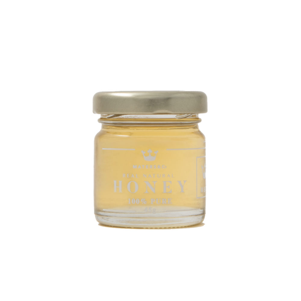 Pure Lemon Blossom Honey - Maters & Co