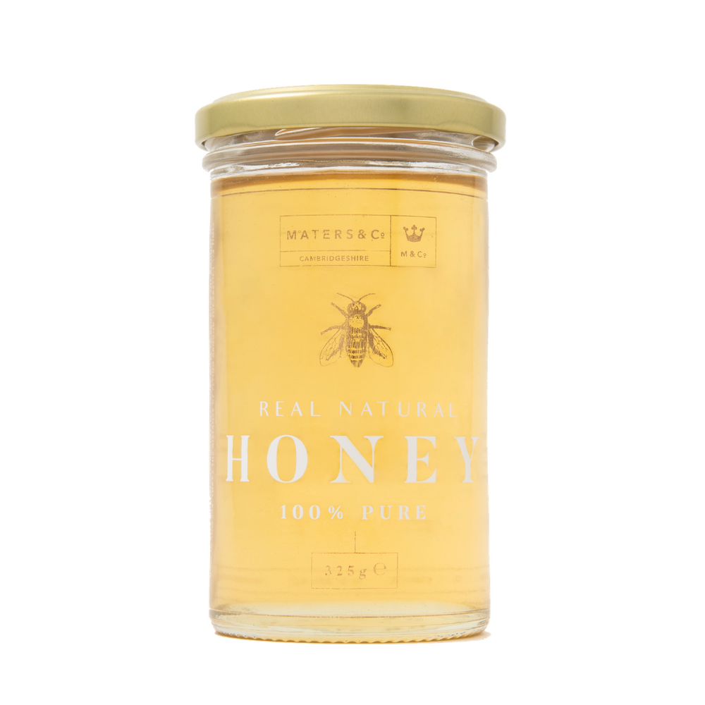 Pure Acacia Honey (& Honeycomb Option) - Maters & Co