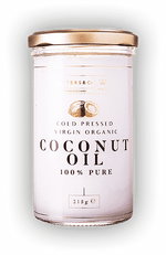 Cold Pressed Organic Coconut Oil - Maters & Co