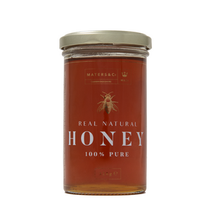 Raw Heather Honey - Maters & Co