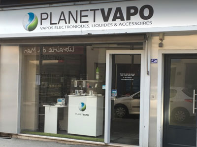 Magasin de cigarette electronique Mayenne Planet Vapo