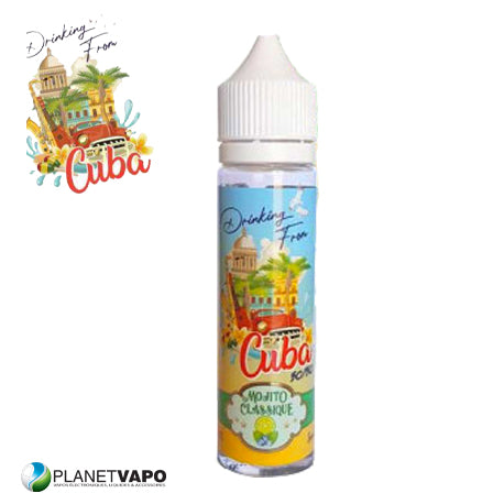 Mojito Classic 50 ml - Drinking From Cuba
