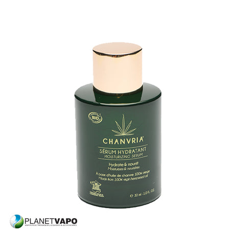 Sérum Hydratant Chanvre BIO 30ml - Chanvria