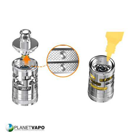 Clearomiseur Nautilus GT mini Tank - Aspire