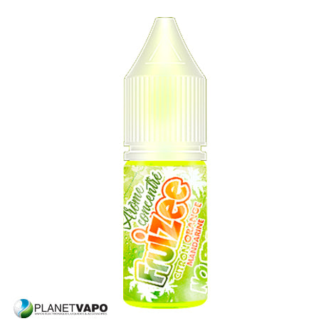 Arôme concentré Fruizee Citron Orange Mandarine No Fresh 10 ml