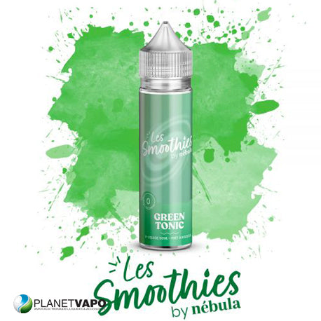 Green Tonic 50ml - Les Smoothies by Nébula