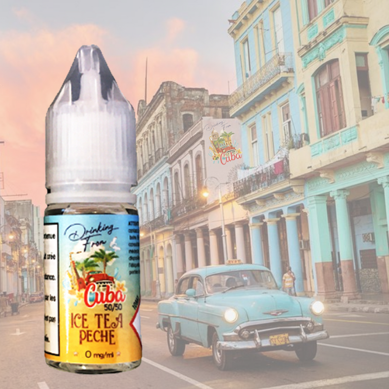 Mojito Passion 10 ml - Drinking From Cuba
