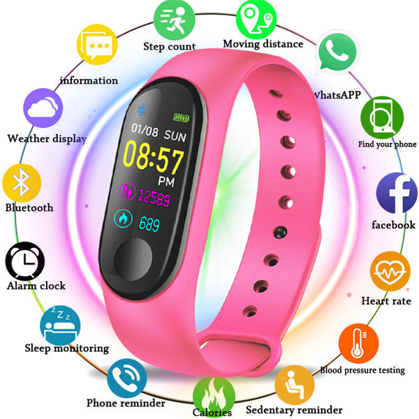 Smart Band Watch - BINYEYE