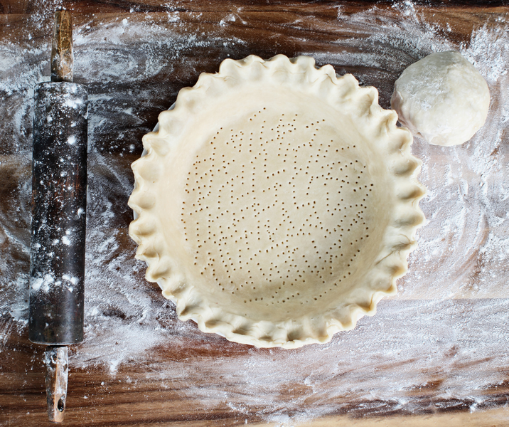 Home comfort pie crust recipe