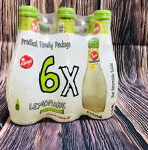 Load image into Gallery viewer, Lemonade - carbonated - 6 x 232 ml bottles
