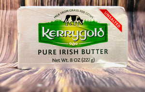 Butter - Kerry Gold - 8 oz. (Unslated)