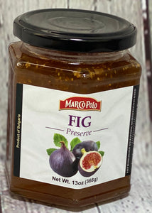 Preserves - Fig - Marco Polo - Imported