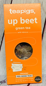 Up Beet - Tea - Organic - Teapigs - 15 Sachets