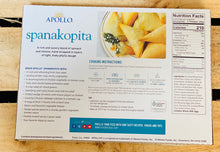 Load image into Gallery viewer, Spanakopita - Apollo - 12 oz