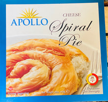 Load image into Gallery viewer, Cheese Pie Spiral - Tiropita - Apollo - 30 oz