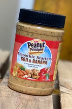 Load image into Gallery viewer, Peanut Butter - Goji & Banana Smoothie Starter - The Peanut Principle
