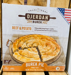 Beef & Potato Pie - Frozen - 30 oz