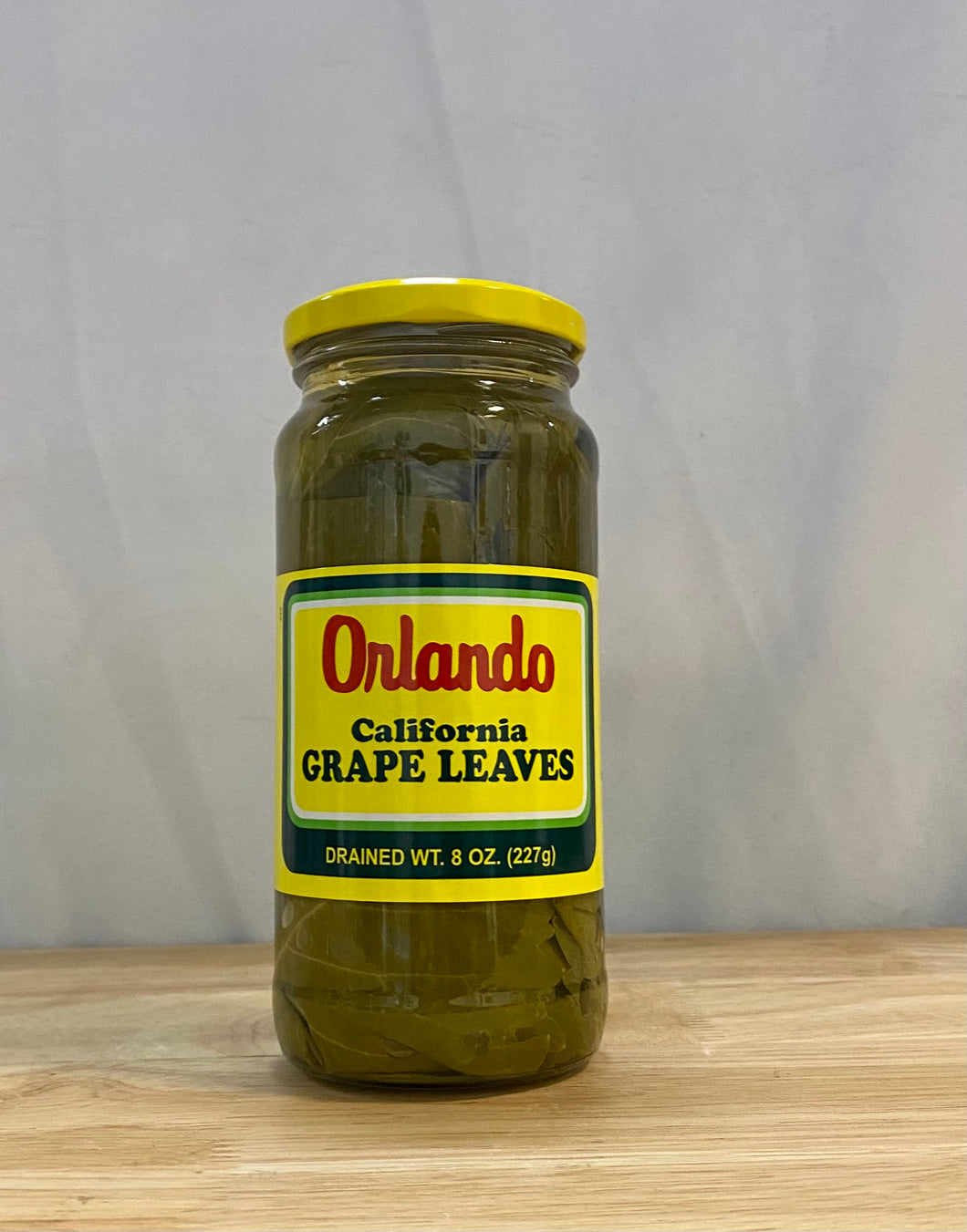 Grape Leaves - Orlando - 8 oz (drained)