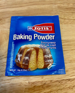 Baking Powder - JOTIS - 10 g packets