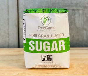 Granulated Sugar - TrueCane - 4 lbs